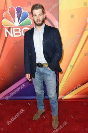 Mike Vogel attends the NBC Television Critics Association 2017 Summer Press Tour at the Beverly Hilton Hotel, in Beverly Hills, Calif