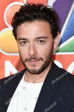 Stock Picture of Hadi Tabbal attends the NBC Television Critics Association 2017 Summer Press Tour at the Beverly Hilton Hotel, in Beverly Hills, Calif