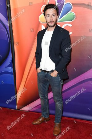 Hadi Tabbal attends the NBC Television Critics Association 2017 Summer Press Tour at the Beverly Hilton Hotel, in Beverly Hills, Calif