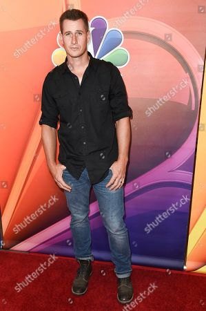 Editorial photo of 2017 Summer TCA - NBC Red Carpet, Beverly Hills, USA - 03 Aug 2017