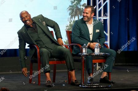 Editorial image of 2017 Summer TCA - NBC, Beverly Hills, USA - 03 Aug 2017