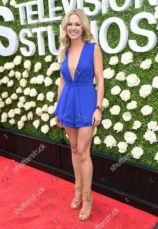 Laura Bell Bundy attends the CBS Summer Soiree during the 2017 Summer TCA's at CBS Radford Studios, in Los Angeles
