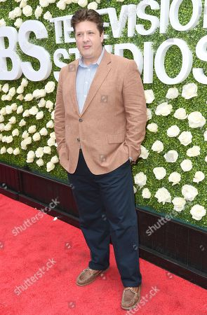 Lance Barber attends the CBS Summer Soiree during the 2017 Summer TCA's at CBS Radford Studios, in Los Angeles