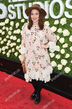 Renee Felice Smith attends the CBS Summer Soiree during the 2017 Summer TCA's at CBS Radford Studios, in Los Angeles