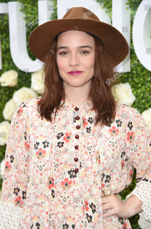 Stock Photo of Renee Felice Smith attends the CBS Summer Soiree during the 2017 Summer TCA's at CBS Radford Studios, in Los Angeles