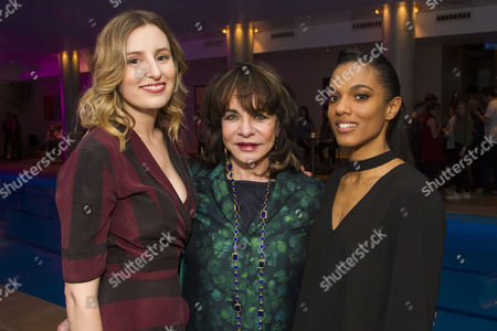 Editorial image of 'Apologia' play, After Party, London, UK - 03 Aug 2017