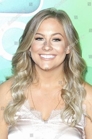 Stock Picture of Shawn Johnson East