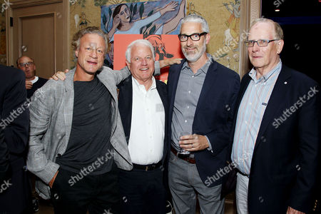Editorial photo of Netflix NYC Special Screening of 'Icarus', New York, USA - 03 Aug 2017