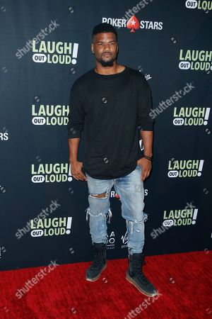 """Editorial photo of Kevin Hart """"Laugh out Loud"""" Launch Event, Beverly Hills, USA - 03 Aug 2017"""