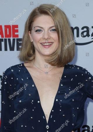Stock Image of Olivia Nita