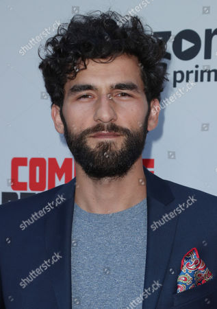 Editorial image of 'Comrade Detective' TV show premiere, Arrivals, Los Angeles, USA - 03 Aug 2017