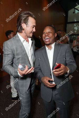 Stock Picture of Ben O'Toole, Jason Mitchell
