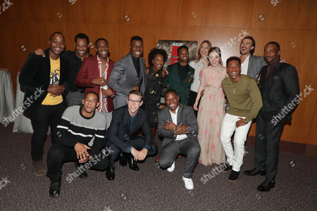 Leon Thomas III, Tyler James Williams, Peyton Alex Smith, Malcolm David Kelley, John Boyega, Will Poulter, Samira Wiley, Algee Smith, Jason Mitchell, Kathryn Bigelow, Director/Producer, Kaitlyn Dever, Jacob Latimore, Ben O'Toole, Anthony Mackie