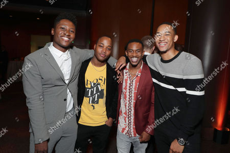 Joseph David-Jones, Leon Thomas III, Malcolm David Kelley, Peyton Alex Smith