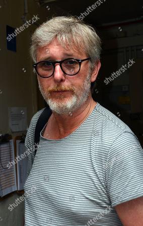 Stock Photo of Stuart Graham