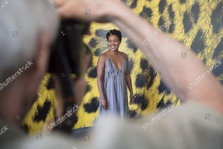 Stock Photo of Yvonne Lagramada Huff Lee