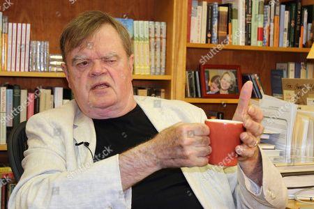 Editorial photo of Garrison Keillor, St. Paul, USA - 26 Jul 2017