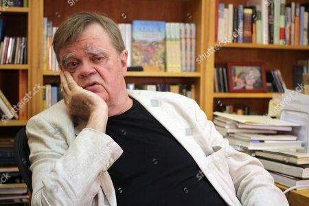 Editorial picture of Garrison Keillor, St. Paul, USA - 26 Jul 2017