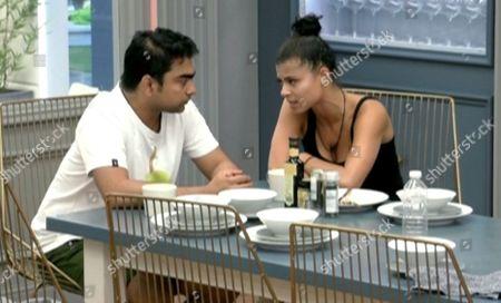 Karthik Nagesan and Marissa Jade