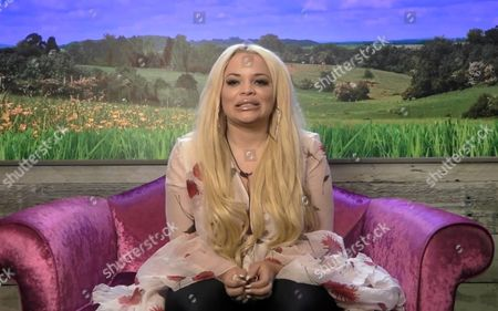 Trisha Paytas in the Diary Room