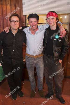 Robert Stocks (Warburg), Edmund Lord Digby Jones (Freud) and Peter Hamilton Dyer (Orwell)