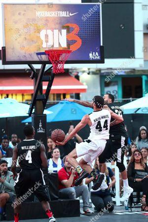 Editorial photo of 2017 Nike Basketball 3ON3 Tournament: Celebrity Basketball Game, Los Angeles, USA - 04 Aug 2017