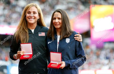 Editorial image of Britain Athletics Worlds, London, United Kingdom - 05 Aug 2017