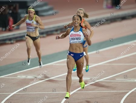 Editorial picture of IAAF World Championships, Day Two, The London Stadium, Queen Elizabeth Olympic Park, Stratford, London, UK, 05 Aug 2017