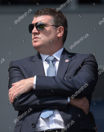 Stock Picture of Reading Chief Executive Ron Gourlay