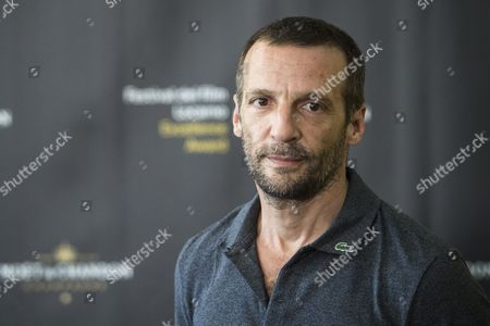 """French Film Director Samuel Jouy poses during the photocall for the film """"Sparring"""" at the 70th Locarno International Film Festival in Locarno, Switzerland, 05 August 2017. The event runs from 02 to 12 August."""