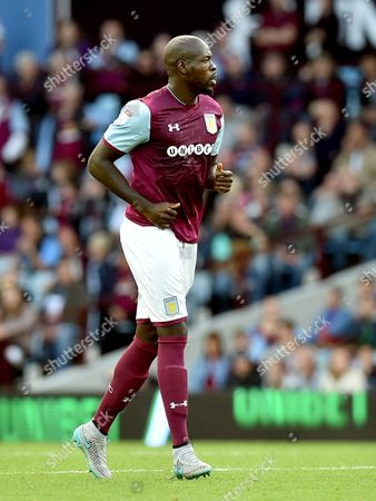 Christopher Samba of Aston Villa