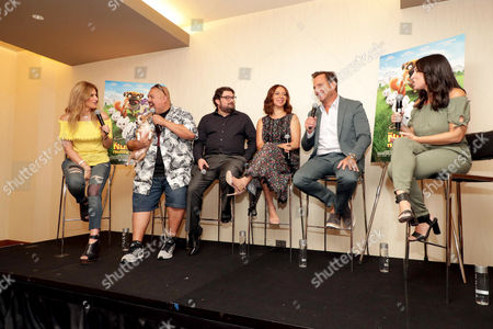 Denise Albert, Gabriel Iglesias, Bobby Moynihan, Maya Rudolph, Will Arnett, Melissa Gerstein