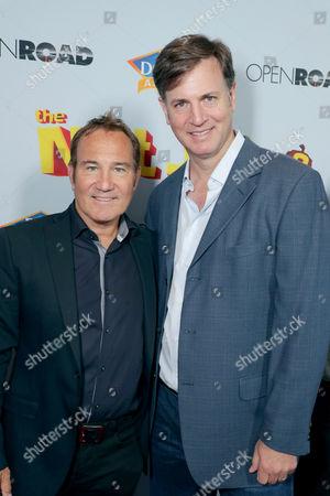 Bill Bindley, Producer, Mike Karz, Producer,