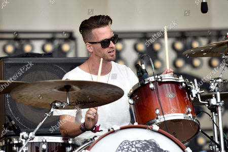 Ryan Meyer of Highly Suspect performs on day three at Lollapalooza in Grant Park on in Chicago