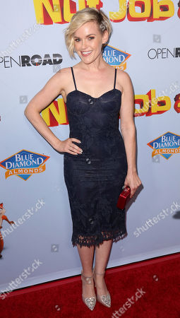 """Editorial image of LA Premiere of """"The Nut Job 2: Nutty by Nature"""", Los Angeles, USA - 05 Aug 2017"""