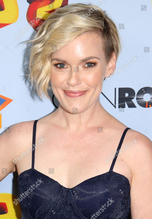 """Stock Photo of Kari Wahlgren arrives at the LA Premiere of """"The Nut Job 2: Nutty by Nature"""", in Los Angeles"""