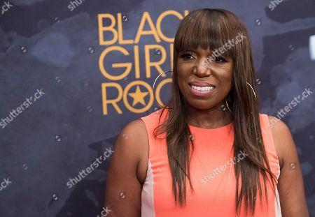 Editorial image of 2017 Black Girls Rock Awards - Arrivals, Newark, USA - 05 Aug 2017