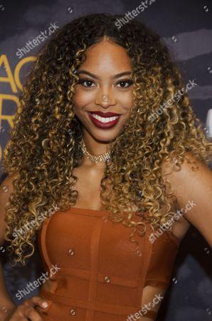 Editorial image of BET Black Girls Rock, Newark, USA - 05 Aug 2017