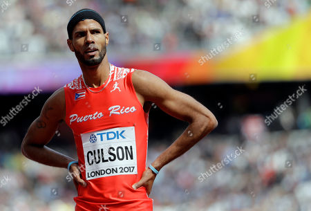 Editorial picture of Britain Athletics Worlds, London, United Kingdom - 06 Aug 2017