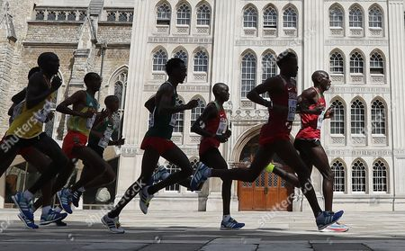 Editorial picture of London 2017 IAAF World Championships, United Kingdom - 06 Aug 2017