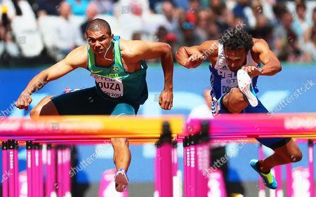 Editorial image of London 2017 IAAF World Championships, United Kingdom - 06 Aug 2017
