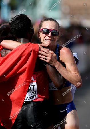 Editorial image of IAAF World Championships, Day Three, The London Stadium, Queen Elizabeth Olympic Park, Stratford, London, UK, 06 Aug 2017