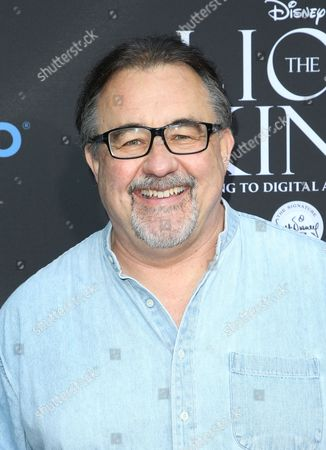 Stock Picture of Don Hahn