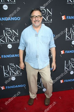 Editorial photo of 'The Lion King Sing-Along' film screening, Arrivals, Los Angeles, USA - 05 Aug 2017