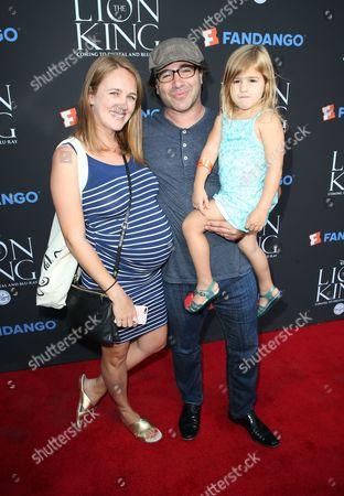 Brad Kane, Sarah Thompson, Daughter