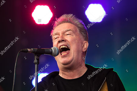 The Tom Robinson Band performs