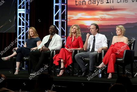 Editorial image of 2017 Summer TCA - Disney ABC, Beverly Hills, USA - 06 Aug 2017