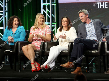 Editorial picture of 2017 Summer TCA - Disney ABC, Beverly Hills, USA - 06 Aug 2017