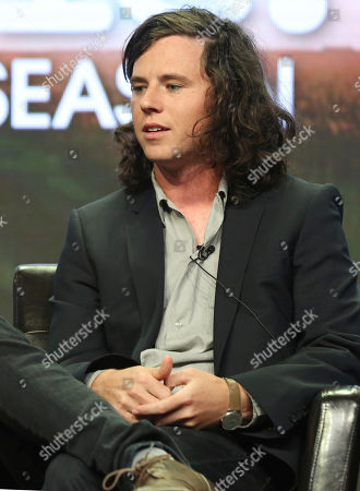 """Stock Image of Charlie McDermott participates in the """"The Middle"""" panel during the Disney ABC Television Critics Association Summer Press Tour at the Beverly Hilton, in Beverly Hills, Calif"""