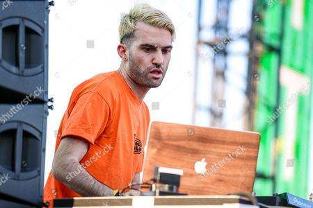 Stock Image of A-Trak